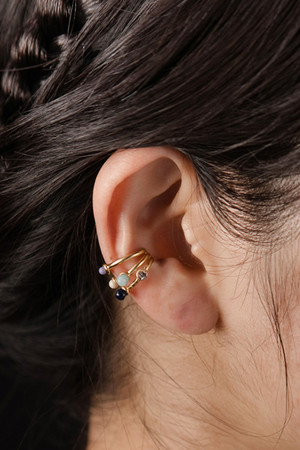 mother - PETIT DROPS EAR CUFF(片耳)