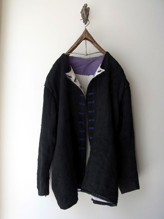 LILY1ST VINTAGE - 1900-1920's Dutch Wool Jacket