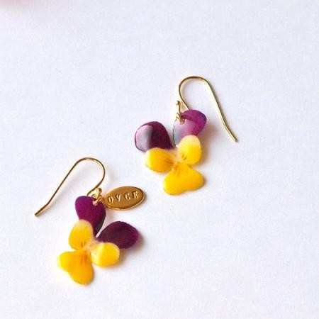 OVCE - viola purple×yellow
