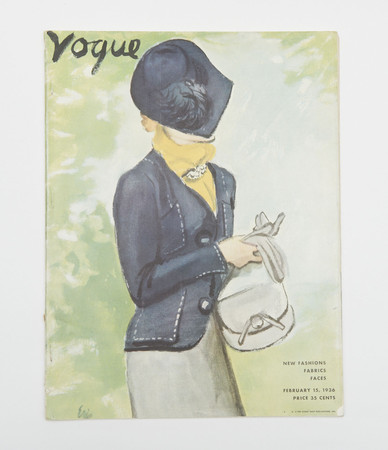 Condé Nast - VOGUE FEBRUARY15,1936