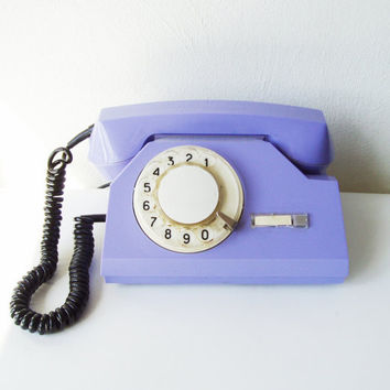 Rotary Telephone Vintage Dial Desk phone