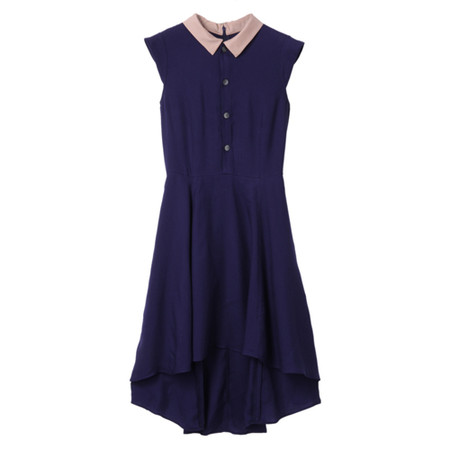G.V.G.V. - TAIL SHIRT DRESS