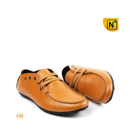 Lace up Driving Loafers Shoes Men CW740063
