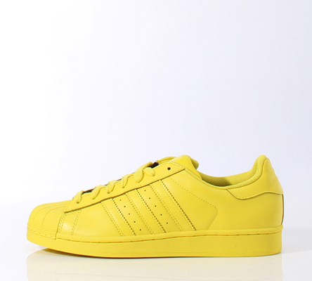 Superstar Supercolor Bright Yellow