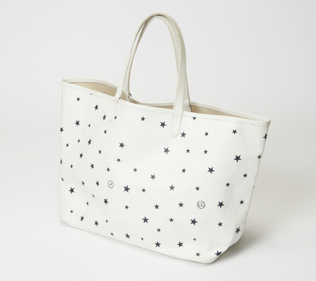 uniform experiment - Star Patterned Tote Bag