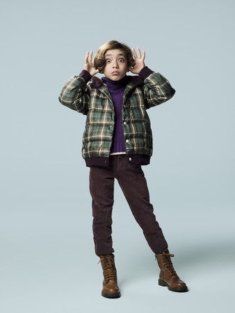 "UNDERCOVER for Uniqlo ""UU"" - Fall/Winter 2012 Collection  Kids"