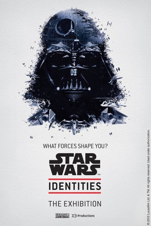 STAR WARS Identities: The Exhibition - poster(Darth Vader)