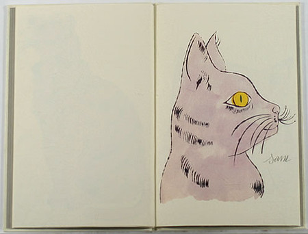 Andy Warhol / Andy Warhol's Mother - 25 Cats / Holy Cats