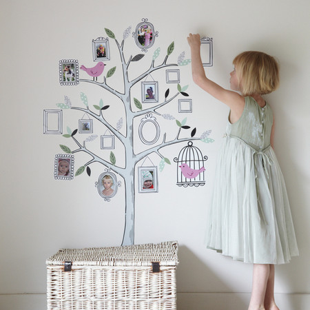 Cox & Cox - Family Tree Wall Sticker