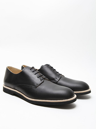 T & F Slack, oki-ni - Traditional Derby Shoes with Micro Sole