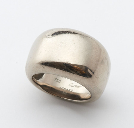 Cartier - White Gold Ring