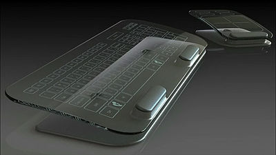 Jason Giddings - Multi-Touch Keyboard and Mouse