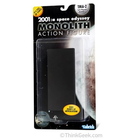 ThinkGeek - Monolith Action Figure