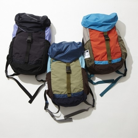 ficouture - PACKABLE TRAVEL BACK PACK