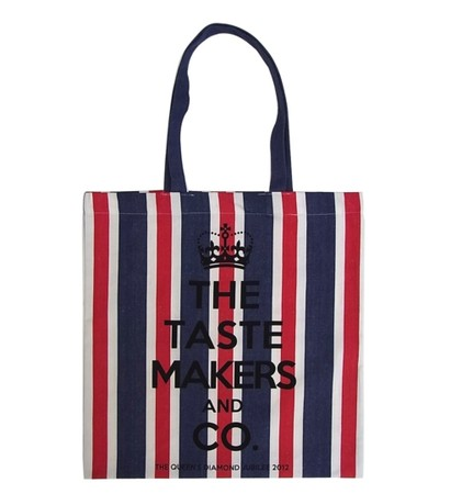 Deckchairstripes x The Tastemakers & Co. - exclusive jubilee shopper