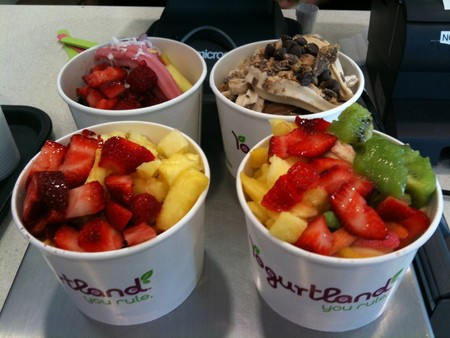 Yogurtland - Frozen Yogurt