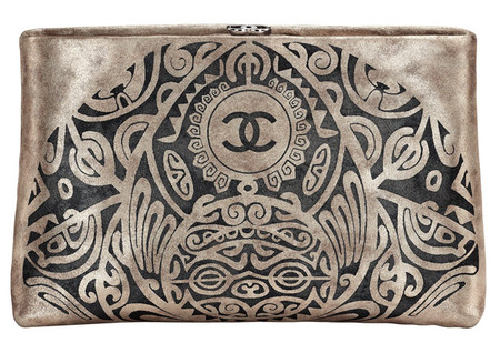 CHANEL - Bombay clutch