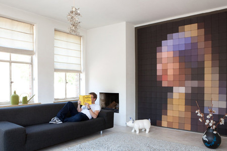 Modular Wall Covering