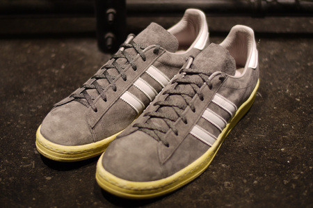 adidas originals, Mita Sneakers - Campus 80s (Gray)