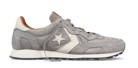 CONVERSE - Auckland Racer Premium (Light Grey)