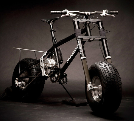 The Digital Panda - Electric All Terain Bike