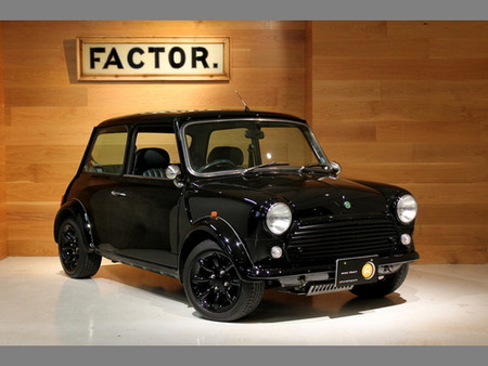 MINI - Cooper BSCC 30th itd. (black-out)
