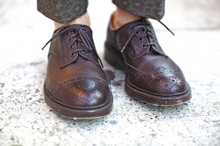Trickers x Engineered Garments - Trickers x Engineered Garments