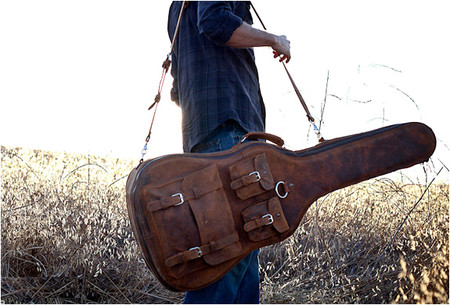 Whipping Post - Guitar Case