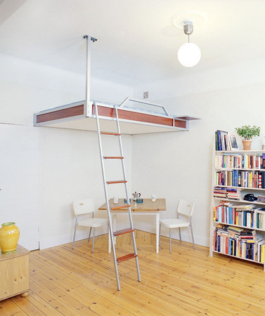 Loft bed solutions from Compact Living