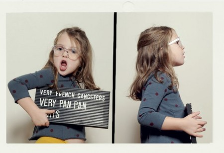Very French Gangsters  - New Eyewear for Kids