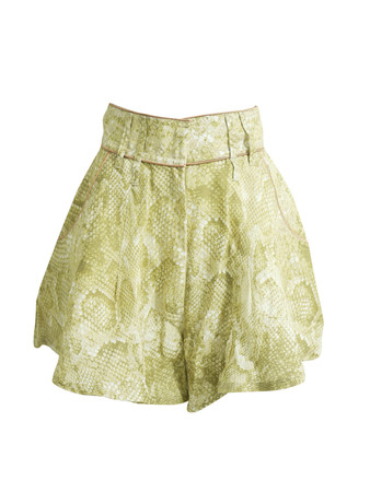 made in HEAVEN - SLYTHERIN SHORTS