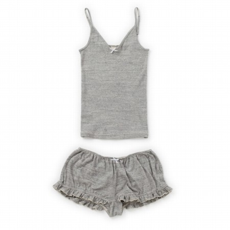 FilMelange for iliann loeb - CAMISOLE & SHORT PANTS