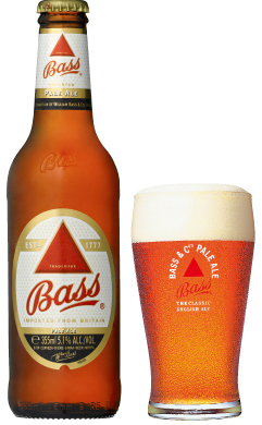 G.H. Bass - Pale Ale Beer