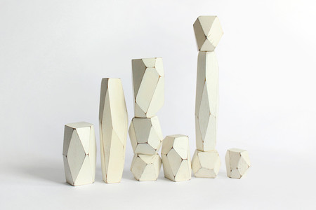 Fort Standard - Balancing Blocks White