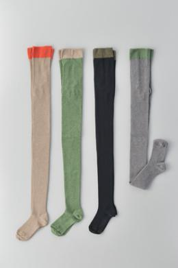 atelier naruse - cotton wool tights