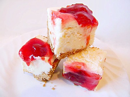 jewelofthelion - Julie's Fudge - Cherry CHEESECAKE