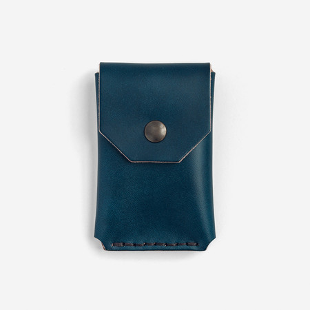 Coin Wallet Indigo