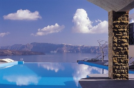 Astarte Suites Santorini - Getaway Taken To Remarkable Romantic Heights: Astarte Suites, Santorini