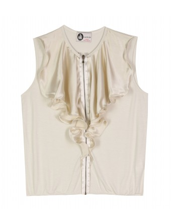 LANVIN - silk top