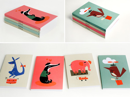 Darling Clementine - Claudettes / Notebooks