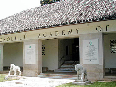 Ala Moana - Honolulu Academy of Arts