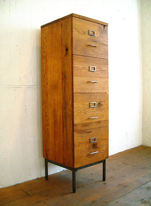 TRUCK - LIBRARY HIGH CHEST