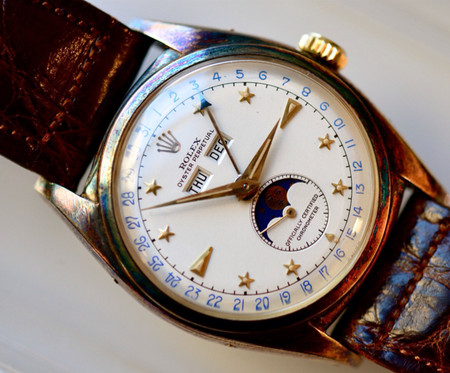 ROLEX - Triple-Date Moonphase Referece