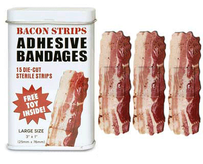 Archie McPhee & Co. - Bacon Bandages