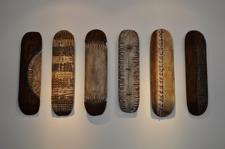 circle factory (george peterson) - Scrap board objects