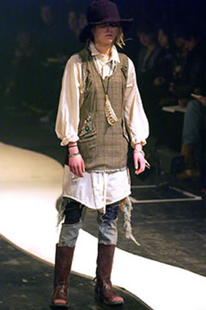 UNDERCOVER - 2004-05AW*But Beautiful期*