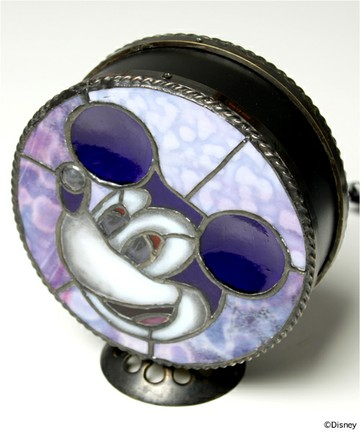 PUCCI(プチ) - Mickey Mouse Round Lamp