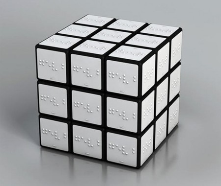 Konstantin Datz - Color Rubik Cube For The Blind