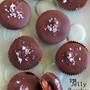 Chocolate Peanut Butter & Jelly Cups