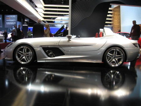 Mercedes-Benz - SLR Stirling Mos2